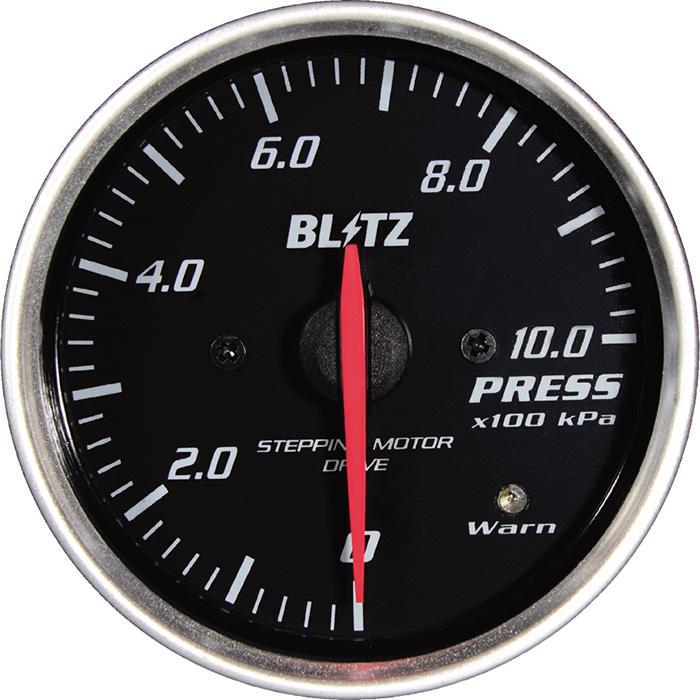 BLITZ追加メーター
