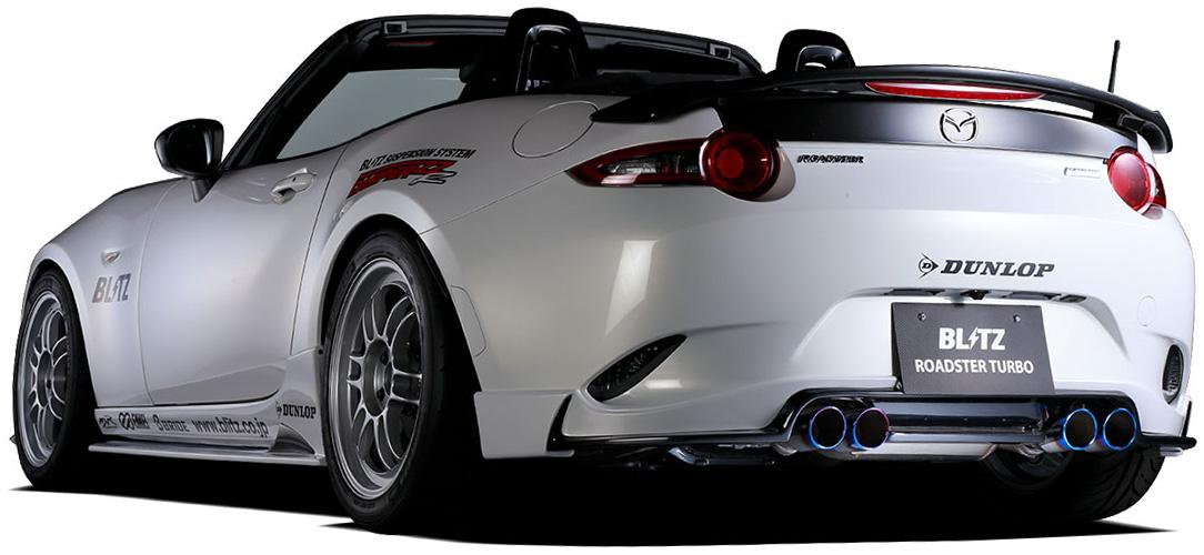 aero speed roadster nd5rc blitz